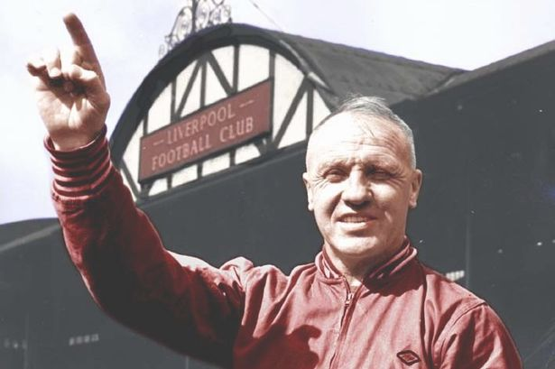 Bill Shankly's arrival